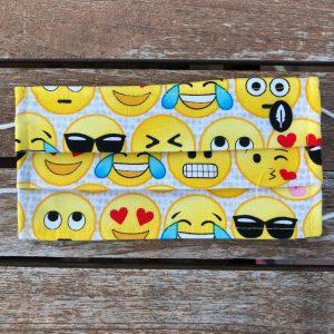 Mascarilla Solidaria  Emoji [4-7 años]