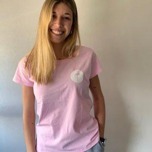 Camisetas solidarias de mujer con los dibujos Àlex